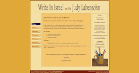 Write In Israel