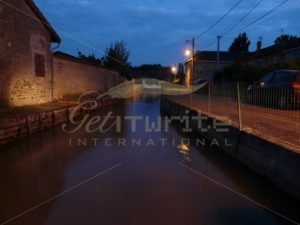 Canal at night - Get It Write International