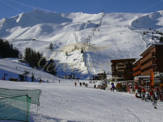 Ski Slope La Plagne - Get IT Write International