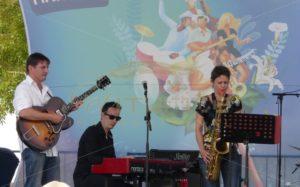 Marciac Musicians on Stage - Get It Write International