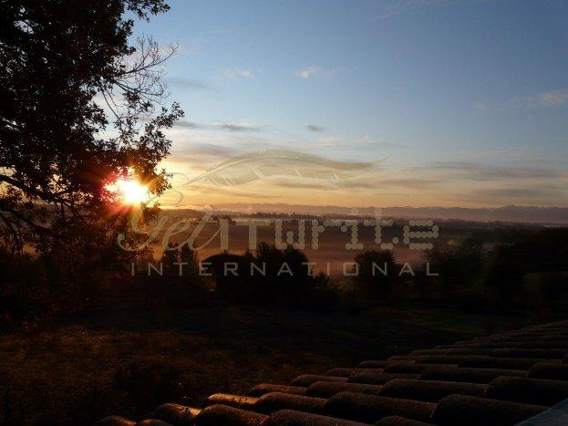 Sunrise over misty valley - Get IT Write International